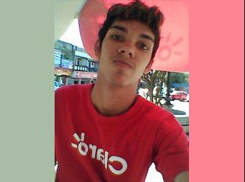 EasyQuarto BR - Felipe - 21 - Região Centro Fluminense
