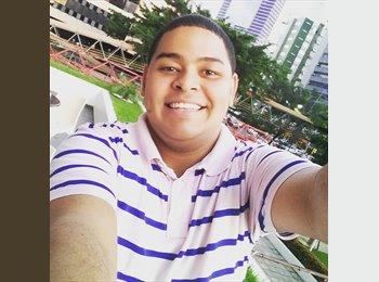 EasyQuarto BR - Carlos - 21 - Salvador