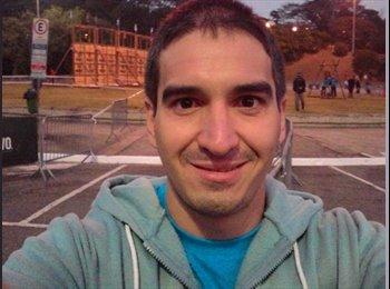 EasyQuarto BR - Guilherme - 29 - Rio de Janeiro (Capital)