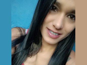 EasyQuarto BR - Jessica Saheb - 21 - Goiânia