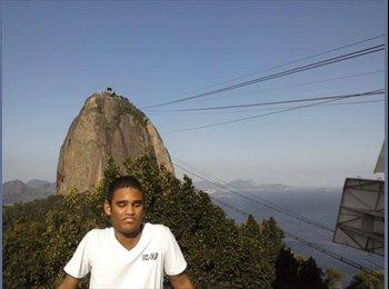 EasyQuarto BR - Thiago - 29 - São Paulo capital