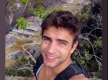 EasyQuarto BR - Guilherme - 23 - Rio de Janeiro (Capital)
