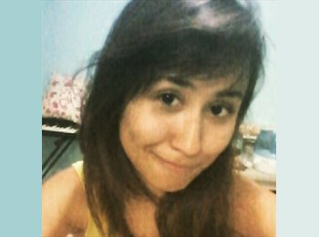 Mariana alcides - 18 - Estudante