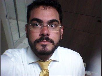 EasyQuarto BR - Mário  - 28 - Brasília