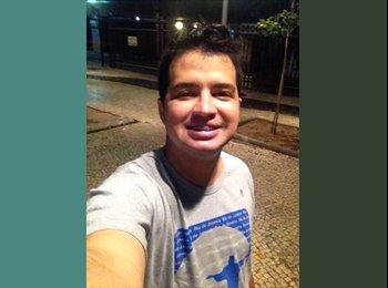 EasyQuarto BR - Wallace Lima - 26 - Rio de Janeiro