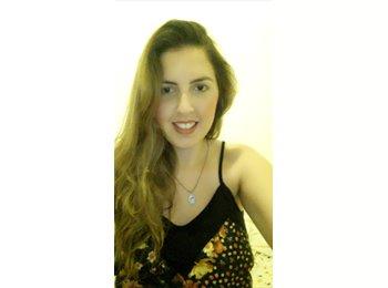EasyQuarto BR - Maria Laura - 27 - Rio de Janeiro