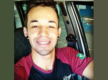 EasyQuarto BR - Raphael  - 27 - São José dos Campos
