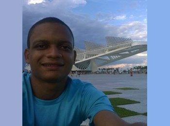 EasyQuarto BR - Robson - 26 - Rio de Janeiro (Capital)