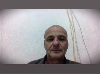 Omar Marcos Gomes - 60 - Profissional