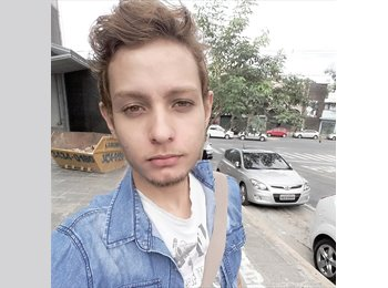 Mateus Felipe Lopes - 20 - Estudante