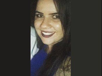 EasyQuarto BR - Thamara - 24 - Goiânia