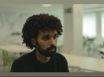 Pedro - 23 - Profissional