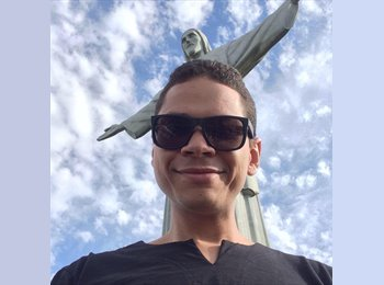 EasyQuarto BR - Paulo Alberto Santos - 31 - Rio de Janeiro