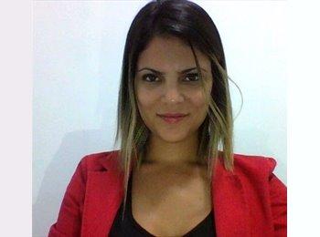 EasyQuarto BR - Luiza - 28 - Recife