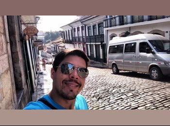 EasyQuarto BR - Rodrigo Augusto - 27 - Belo Horizonte
