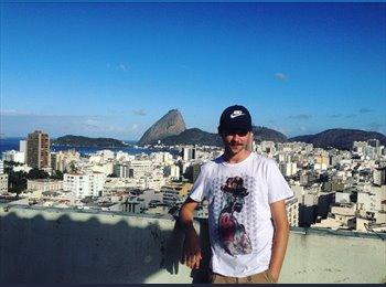 EasyQuarto BR - Pierre - 22 - Rio de Janeiro