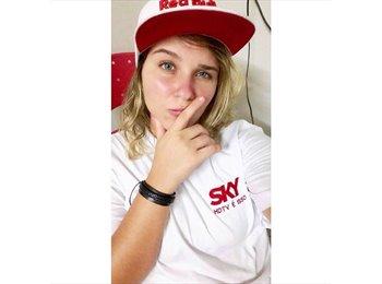 EasyQuarto BR - Eduarda  - 18 - João Pessoa