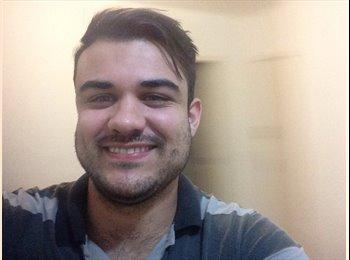 EasyQuarto BR - Rodrigo Ferreira - 26 - Belo Horizonte