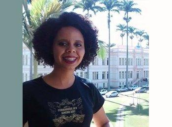 EasyQuarto BR - Vitória Vivian - 22 - Juiz de Fora