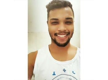 EasyQuarto BR - Guilherme Rodrigues - 23 - Brazil