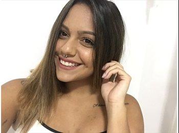 EasyQuarto BR - Thayná Carvalho - 20 - Rio de Janeiro