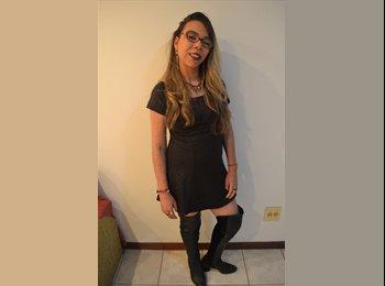 EasyQuarto BR - Camila - 26 - Uberlândia