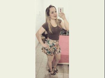 Michelle Pozzer Martin - 22 - Estudante