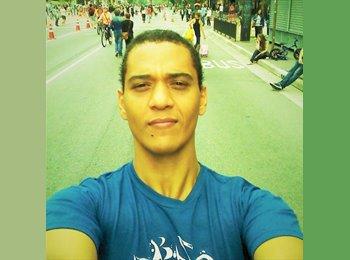 EasyQuarto BR - Renato - 37 - São José dos Campos