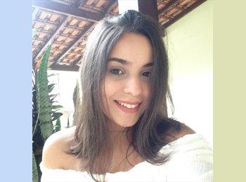 EasyQuarto BR - Camila - 21 - Juiz de Fora