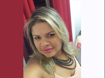 EasyQuarto BR - Flaviana Alves da Silv - 35 - João Pessoa