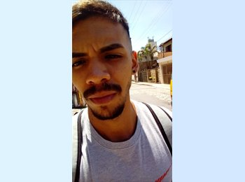 EasyQuarto BR - Bernardo Santos Costa - 19 - Uberlândia