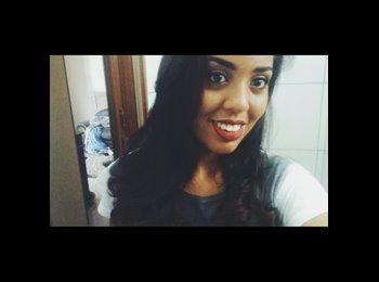 EasyQuarto BR - Emily Souza - 18 - Rio Claro