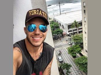 EasyQuarto BR - Diego viriato  - 23 - São José do Rio Preto
