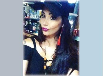 EasyQuarto BR - Ana Claudia Alves  - 24 - Goiânia