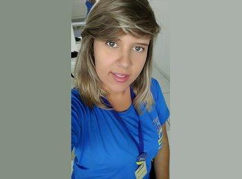 EasyQuarto BR - Ana Carolina - 21 - Juiz de Fora