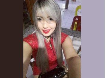 EasyQuarto BR - Dayanna - 26 - Fortaleza