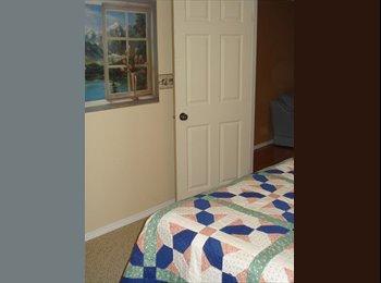 EasyRoommate CA - Single/Double bedroom or legal basement suite - Calgary, Calgary - $650 pcm