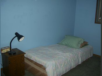 ROOMS FOR RENT CLOSE TO BROCK UNIVERSITY $390 MO.
