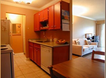 Furnished 1 Bedroom Apartment fom January 16 - 30