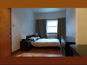 EasyRoommate CA - Chambre à louer dans Hochelaga Maisonneuve/ Room - Mercier - Hochelaga - Maisonneuve, Montréal - $550 pcm