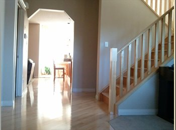 Furnished Large Master Bedroom with Ensuite Available short...