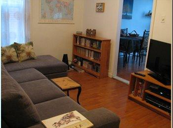 EasyRoommate CA - Chambre à louer - Quartier Villeray - Villeray - Saint-Michel - Parc-Extension, Montréal - $450 pcm