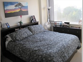 Large Room in Condo -  Available June 15th  (Richmond...