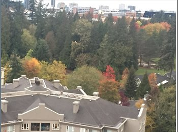 EasyRoommate CA - Coal Harbour Furnished 1 Bedroom $1000  , Vancouver - $1,000 pcm