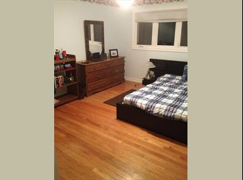 Fully furnished master bedroom available!