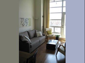 EasyRoommate CA - New Condo - 2 bedroom 2 bath - Annex, Toronto - $1,000 pcm