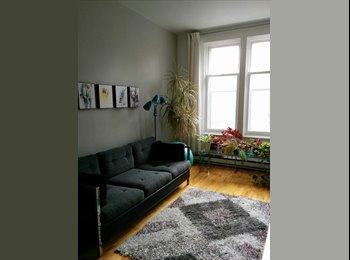 EasyRoommate CA - Chambre à louer/ room to rent - Rosemont - La Petite-Patrie, Montréal - $590 pcm