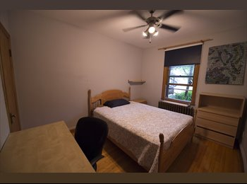 EasyRoommate CA - Grand appartement - Villeray - Saint-Michel - Parc-Extension, Montréal - $475 pcm