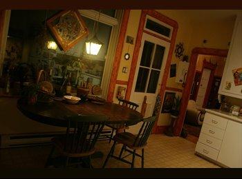 EasyRoommate CA - Room sublet in cozy place | Chambre à sous-louer , Montréal - $460 pcm