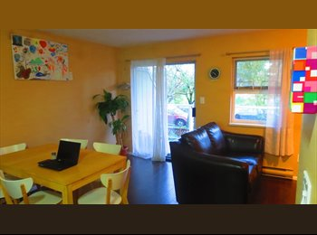 EasyRoommate CA - Cozy & quite bedroom in Mount Pleasant - Steps to downtown and close to the Skytrain, Vancouver - $800 pcm